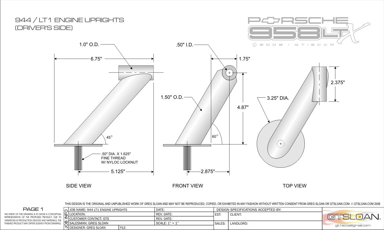944V8s Wiki / Technical Information